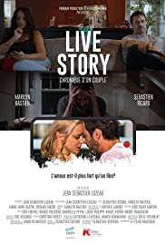 Live Story Poster