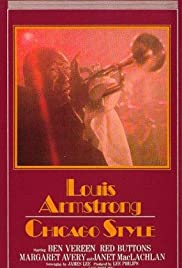 Louis Armstrong - Chicago Style Poster