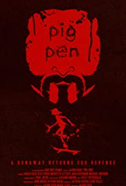 Pig Pen Poster