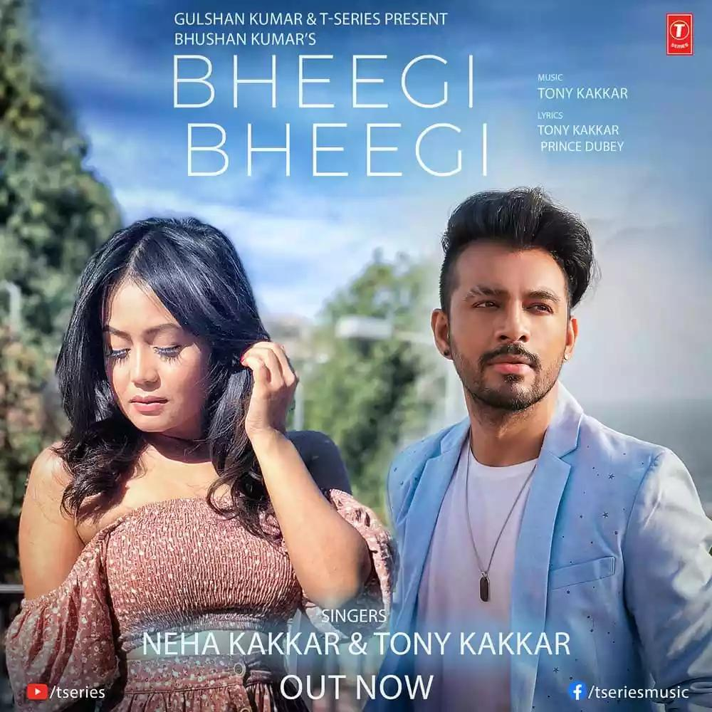 Neha Kakkar Tony Kakkar Bheegi Bheegi Video 2020 Photo Gallery Imdb