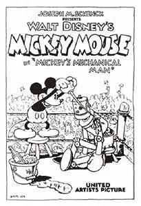 English movie to watch online Mickey's Mechanical Man USA [Quad]