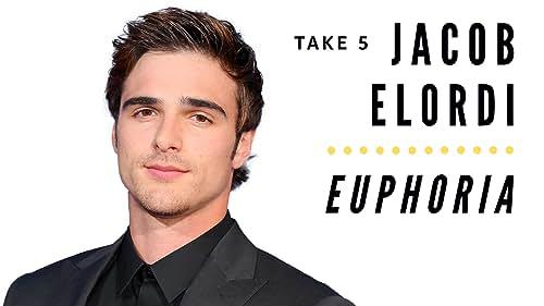 Jacob Elordi Reveals His Acting Idol