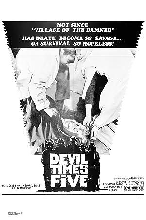 Devil Times Five 1974 15