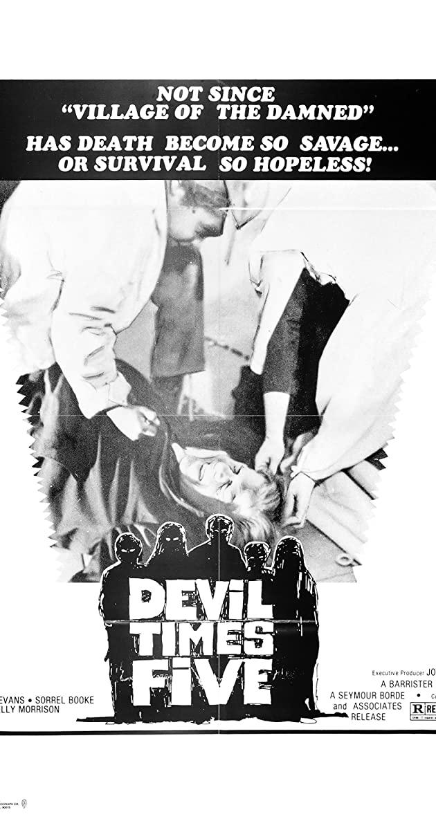 Devil Times Five (1974) - Devil Times Five (1974) - User Reviews - IMDb
