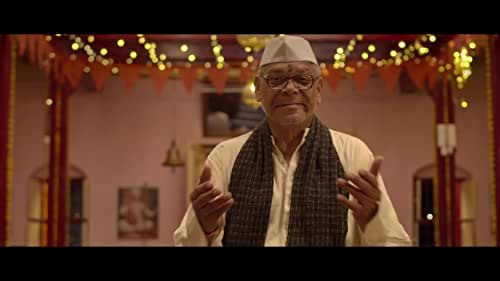 An 83-year-old man, Tatya, an ardent devotee of Saint Tukaram firmly believes the age-old folklore, which says that the saint boarded the Pushpak Vimaan and set off to heaven, to be true. He also harbors the dream of flying in Tukaram's mystical vehicle. The movie, with a touch of humor, showcases the emotions shared between a grandfather and a grandson.