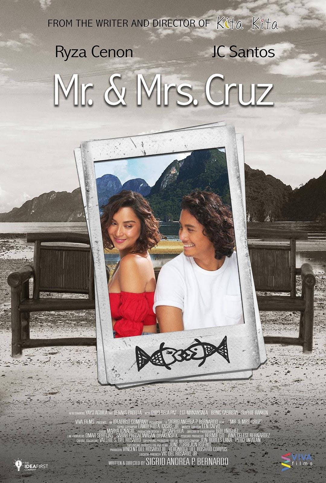 Mga resulta ng larawan para sa Mr. and Mrs. Cruz official movie poster