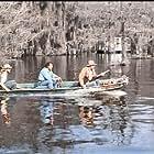 Don Baldwin, Douglas Dirkson, and Sam Gilman in 'Gator Bait (1973)