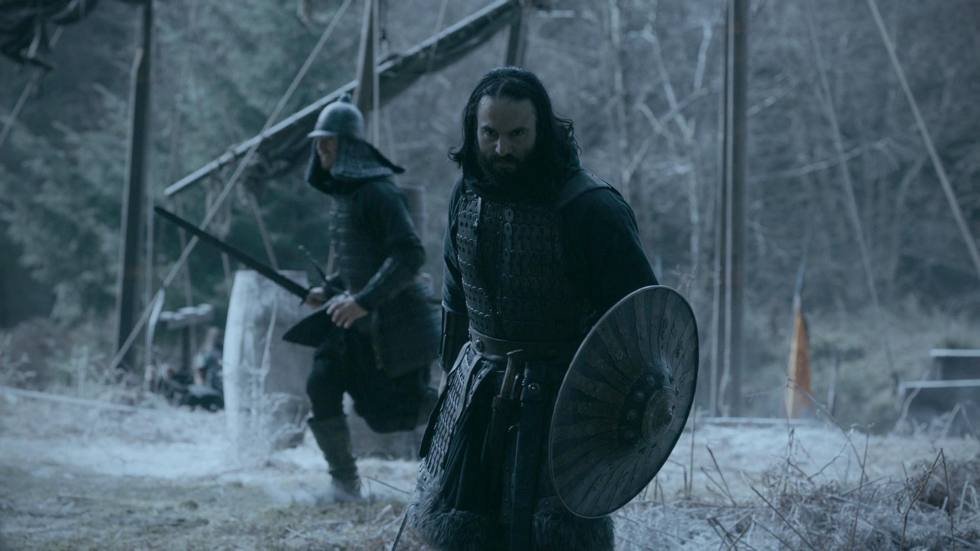 Andrei Claude in Vikings (2013)