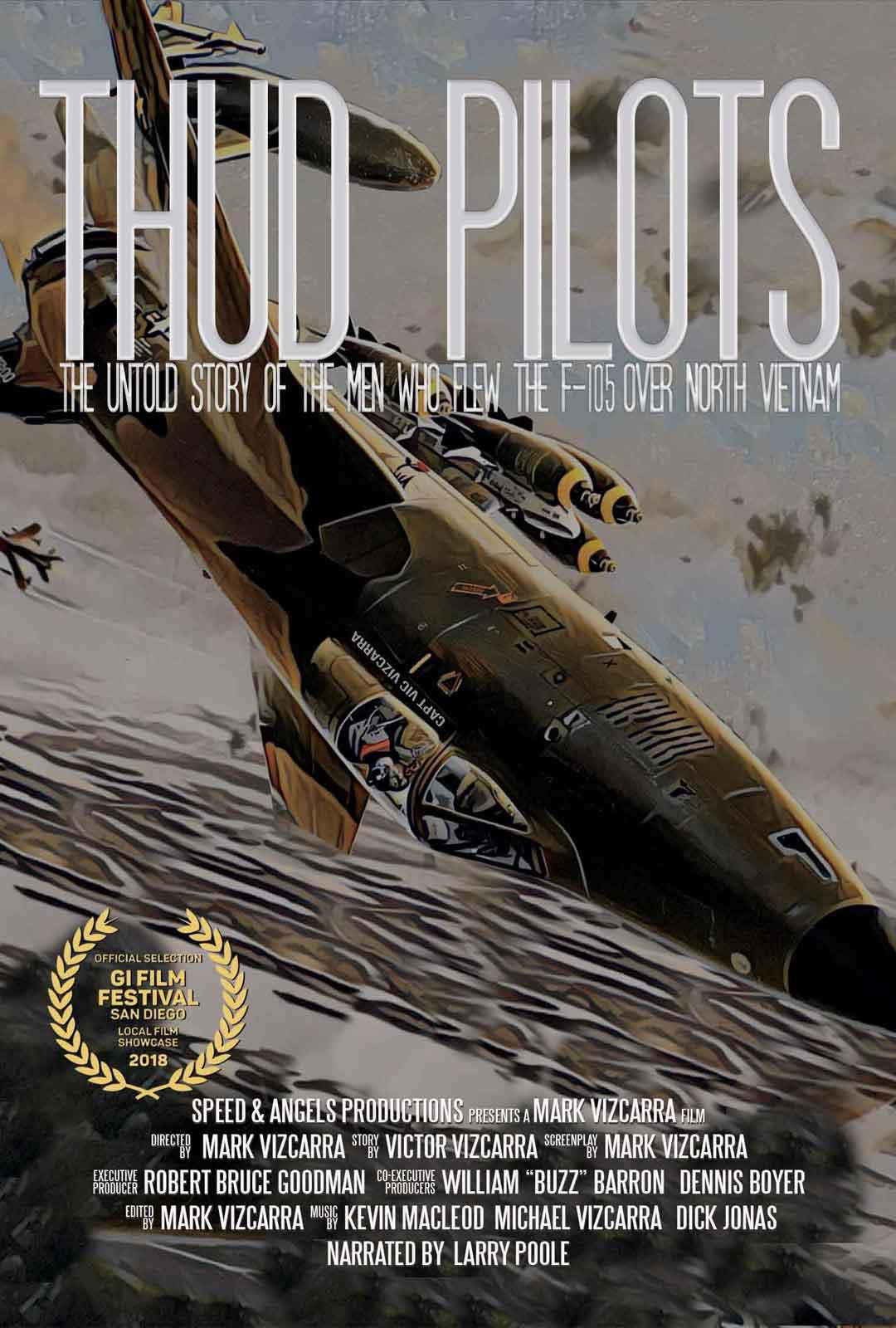 Thud Pilots (2018) WEBRip 1080p