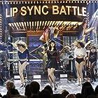 Jenna Dewan and C.J. Tyson in Lip Sync Battle (2015)