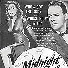 William Gargan, Charles Halton, Ann Savage, and George Zucco in Midnight Manhunt (1945)