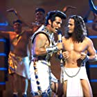 Donny Osmond and Robert Torti in Joseph and the Amazing Technicolor Dreamcoat (1999)