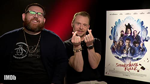 Simon Pegg and Nick Frost's IMDb Fan Q&A