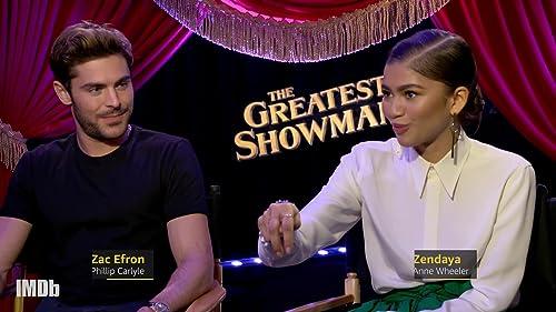 Zendaya & Zac Efron on Working Together and Memorable Hugh Jackman Moments