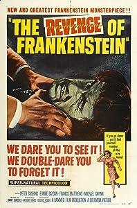 utorrent free download for movies The Revenge of Frankenstein [mov]