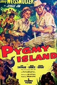 Pygmy Island (1950) Poster - Movie Forum, Cast, Reviews
