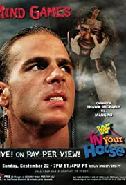 WWF in Your House: Mind Games Poster
