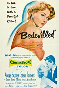 Bedevilled (1955) Poster - Movie Forum, Cast, Reviews