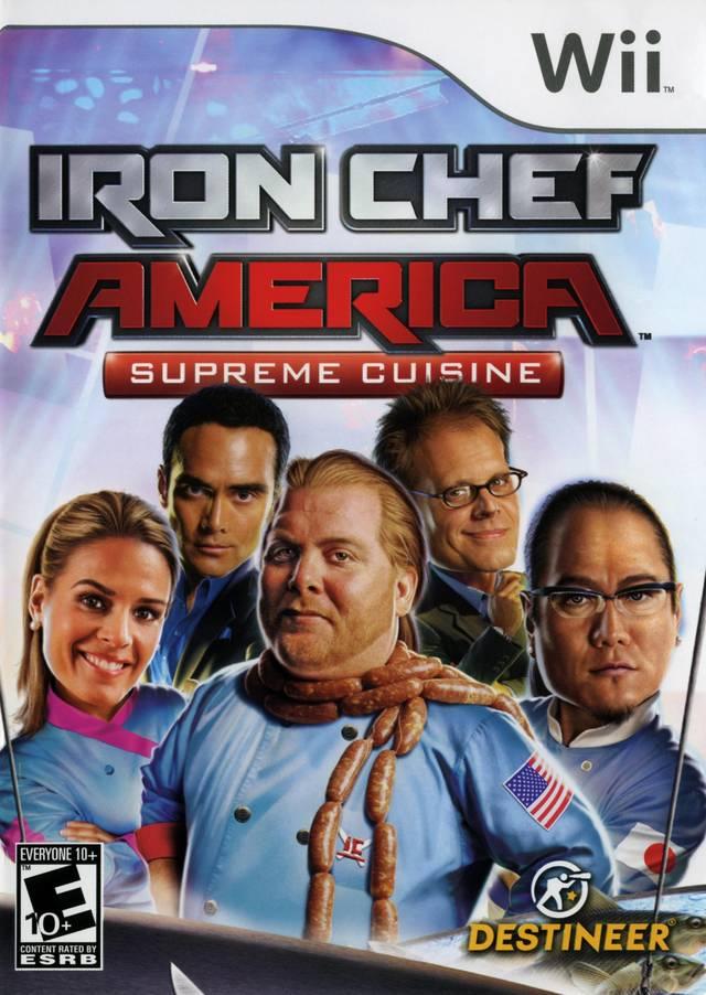 iron chef america supreme cuisine 2008