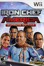 Iron Chef America: Supreme Cuisine (2008)