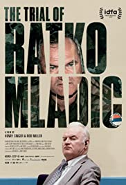 The Trial of Ratko Mladic Poster
