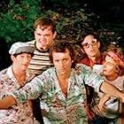 Bill Murray, Matt Craven, Jack Blum, and Keith Knight in Meatballs (1979)