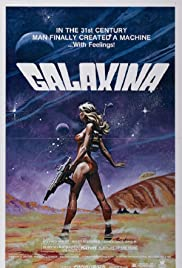 Galaxina (1980) Poster - Movie Forum, Cast, Reviews