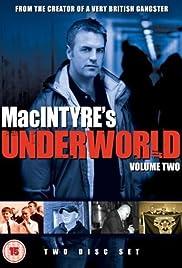 Macintyre's Underworld: Gangster Poster