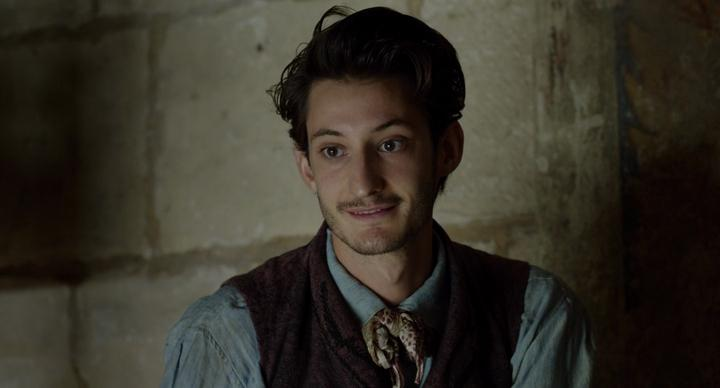 Pierre Niney in Altamira (2016)