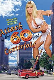 Attack of the 60 Foot Centerfold Poster
