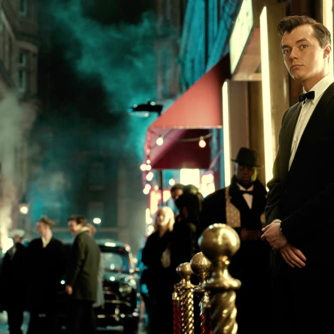 Jack Bannon in Pennyworth (2019)