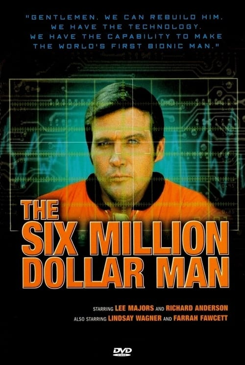 The Six Million Dollar Man Tv Series 1974 1978 Imdb