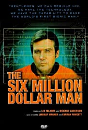The Six Million Dollar Man(1973) Poster - Movie Forum, Cast, Reviews