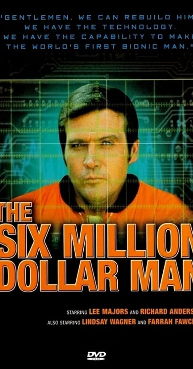 The Six Million Dollar Man Tv Movie 1973 Imdb
