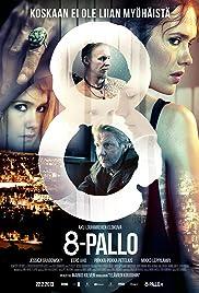 8-pallo Poster