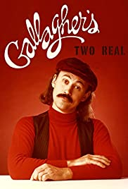 Gallagher: Two Real Poster