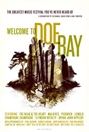 Welcome to Doe Bay Poster