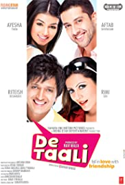 De Taali (2008) Poster - Movie Forum, Cast, Reviews
