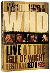 Watch free full comedy movies Listening to You: The Who at the Isle of Wight 1970 UK [Mpeg]