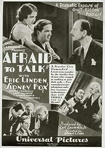 Divx movie share download Afraid to Talk USA [hd1080p]