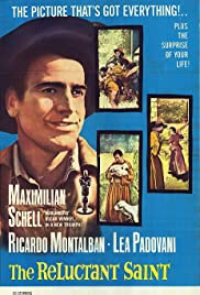 The Reluctant Saint (1962) Poster - Movie Forum, Cast, Reviews