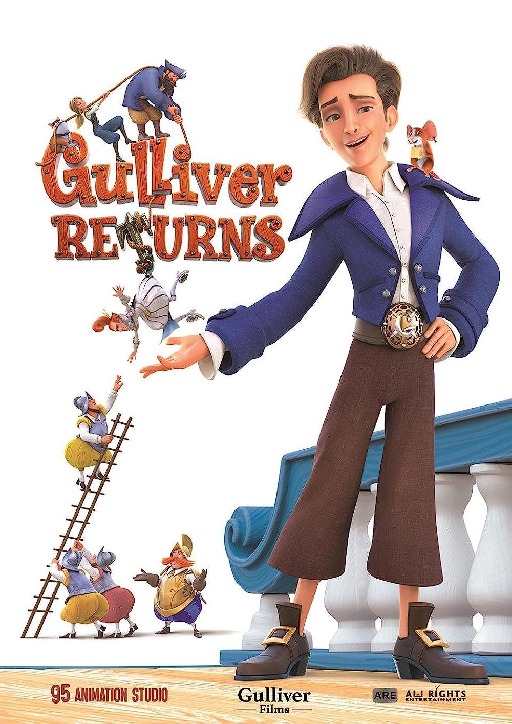 Download Filme As Aventuras de Gulliver Qualidade Hd