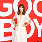 Zooey Deschanel at an event for Good Boys (2019)