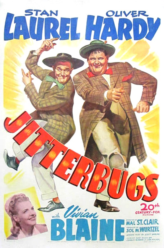 Jitterbugs (1943) BluRay 720p