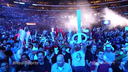 Real Sports With Bryant Gumbel: League Of Legends World Championship