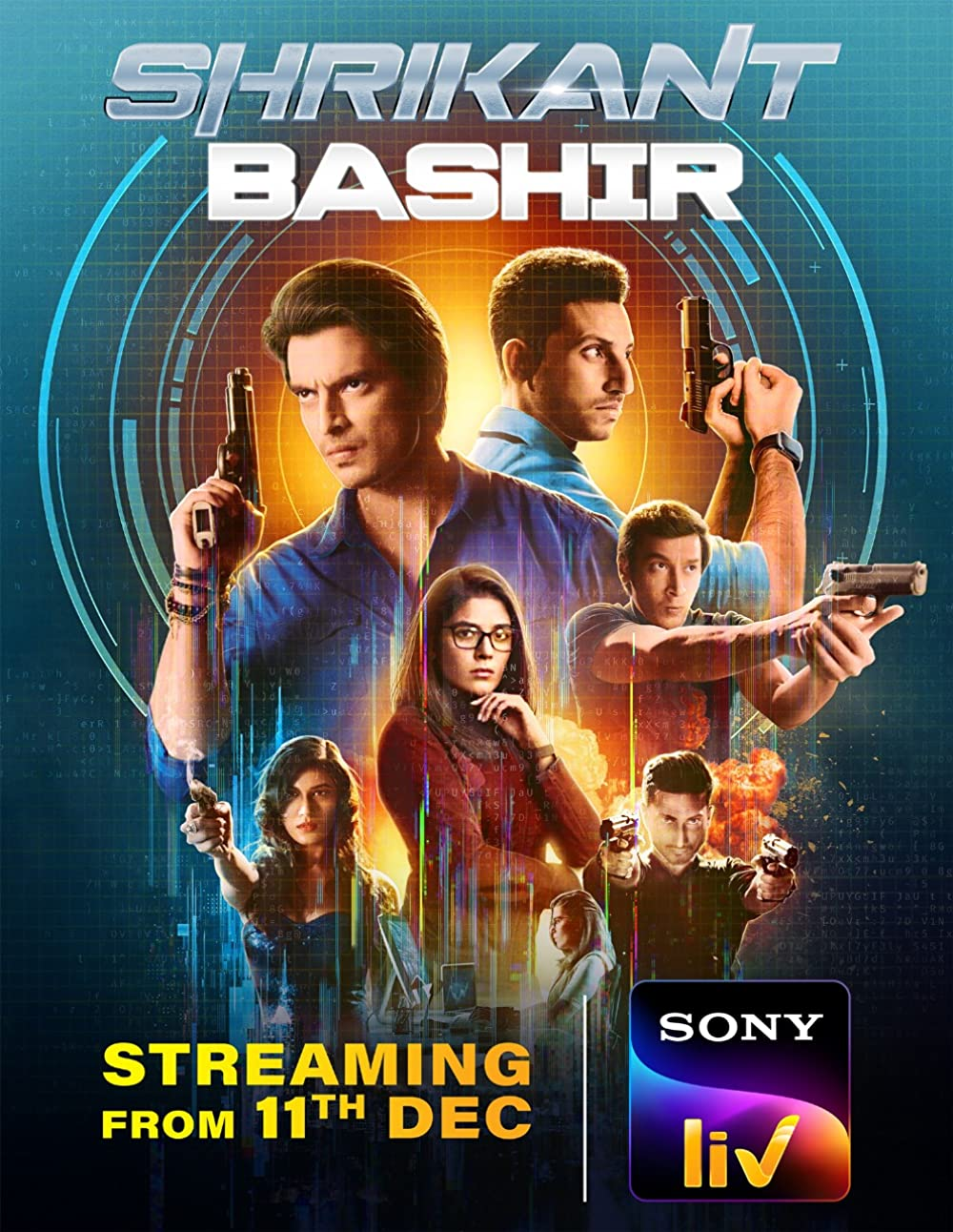 Shrikant Bashir 2020 S01 Hindi Complete SonyLiv Original Web Series 720p HDRip 2.9GB Download