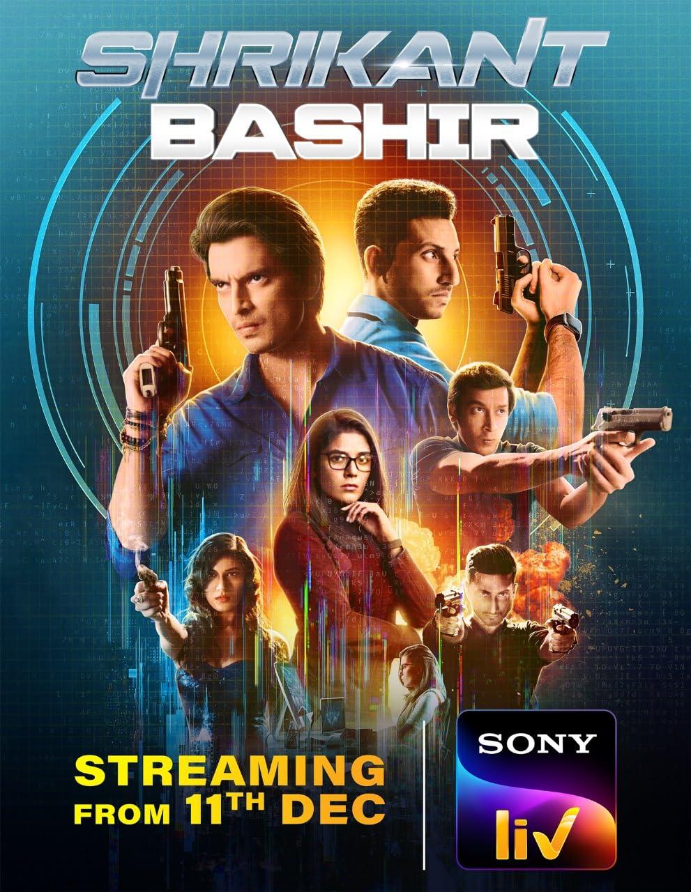 Shrikant Bashir (2020) S01 Complete SonyLiv 720p | 480p WEB-DL x264 AAC