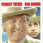 Bob Denver and Forrest Tucker in Dusty's Trail (1973)