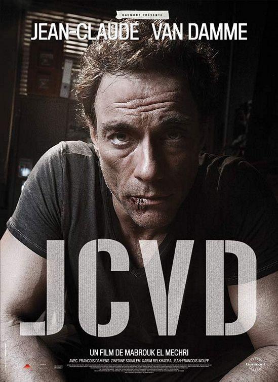 Jean-Claude Van Damme in JCVD (2008)
