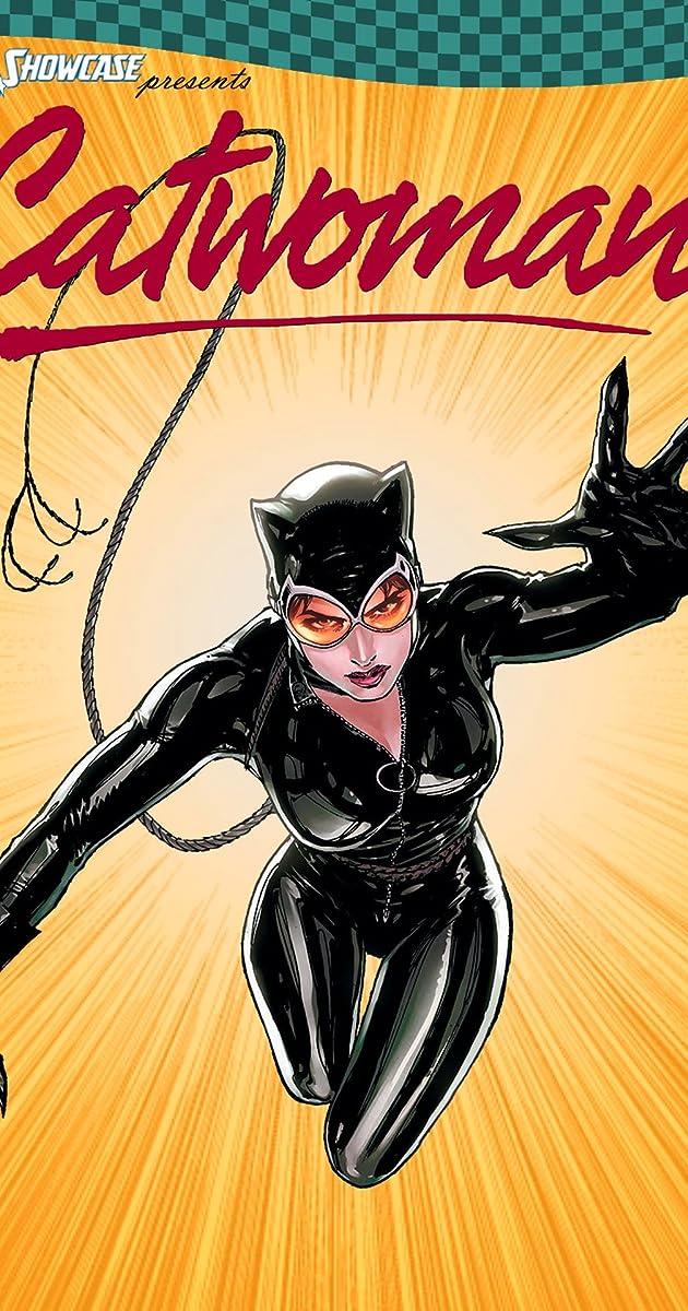 Subtitle of DC Showcase: Catwoman